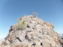 West Peak of Lookout Mountain, Phoenix