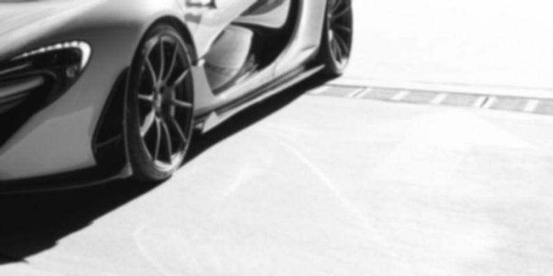 McLaren P1 by Axion23 Teaser
