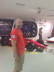 Ferrari Museum Maranello