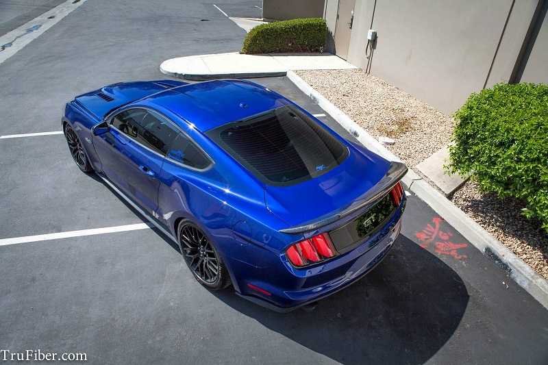 TruFiber 2015 Ford Mustang