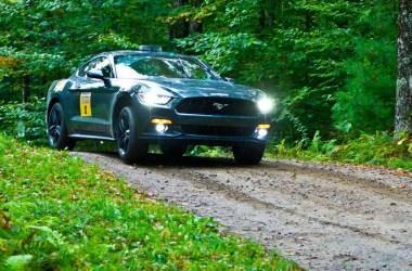 Ford Mustang Car 0