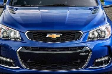Chevrolet SS Sedan
