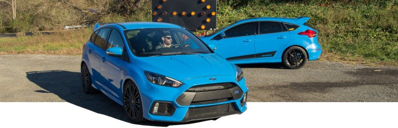 Focus RS and Mountune Focus RS