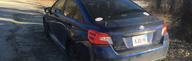 Justin's 2015 Subaru WRX
