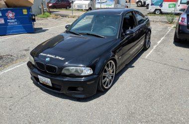 Pure Rally 2003 BMW M3