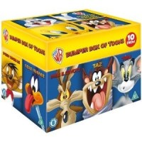 Tots 100 Film Club - Looney Tunes Big Faces Box Set