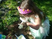 using all your senses in play