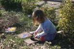 painting stepping stones
