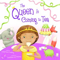 The Queen is Coming to Tea: Book Review