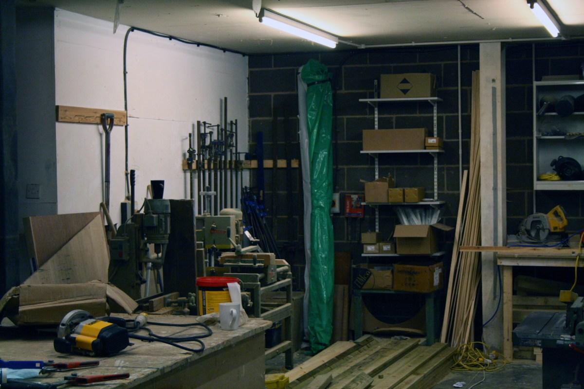 RightGreen | A&G Wainwright Joinery Shop