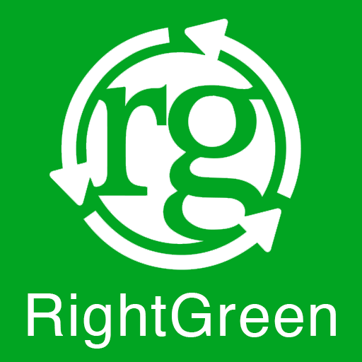 RightGreen Logo | RightGreen: Sustainable Removals & Relocations