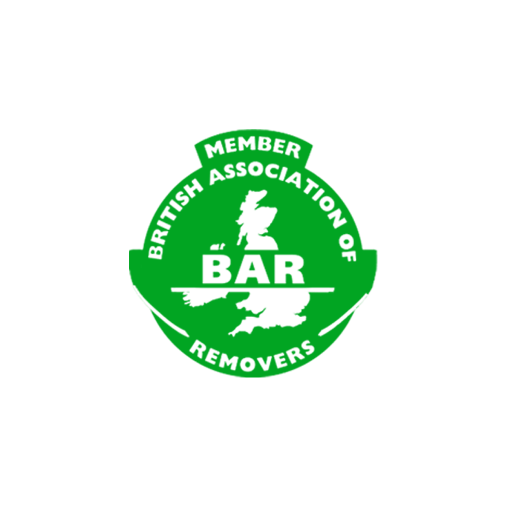 BAR logo green
