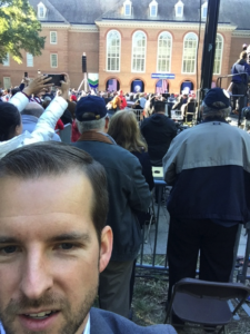 Trump Rally, Regent University