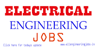 Electrical Junior Engineer Jobs 2021 vacancies