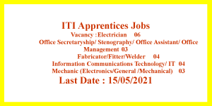 ITI Job Opportunities in Uttarakhand