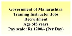 ITI Training Instructor Jobs 36000 Salary per month