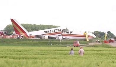 Overran runway 2008