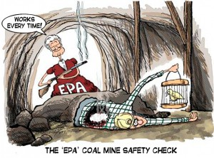 EPA Coal Mine Check