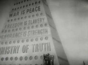 Ministry of Truth Orwell 1984
