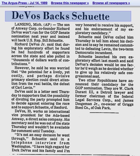 DeVos-Schuette