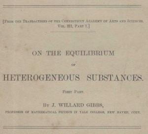 The Birth of Modern Chemistry