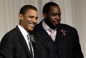 Kwame Obama Image