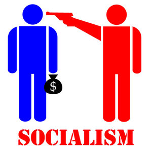 Socialism Theft Image 2