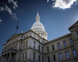Michigan Capitol Image