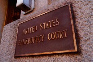 US Bankruptcy Court Image
