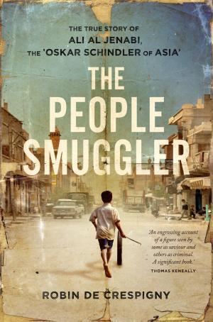 the people smuggler by robin de crespigny