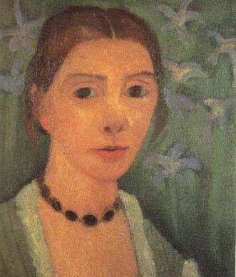 Paula Modersohn-Becker, Self Portrait
