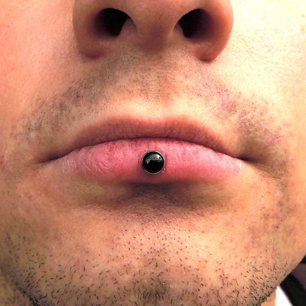 ashley piercing men