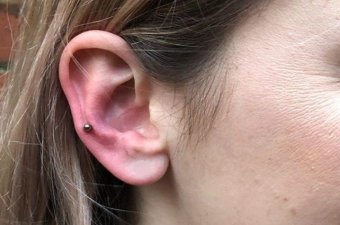 auricle piercing featured image