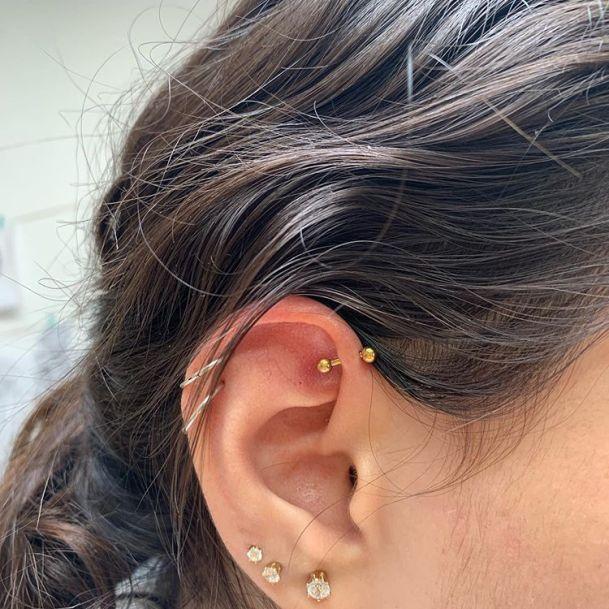 best ear piercing