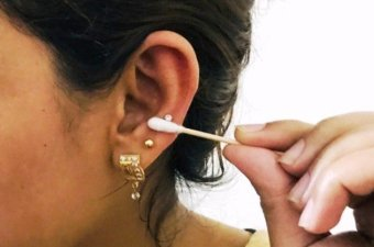 ear piercing aftercare