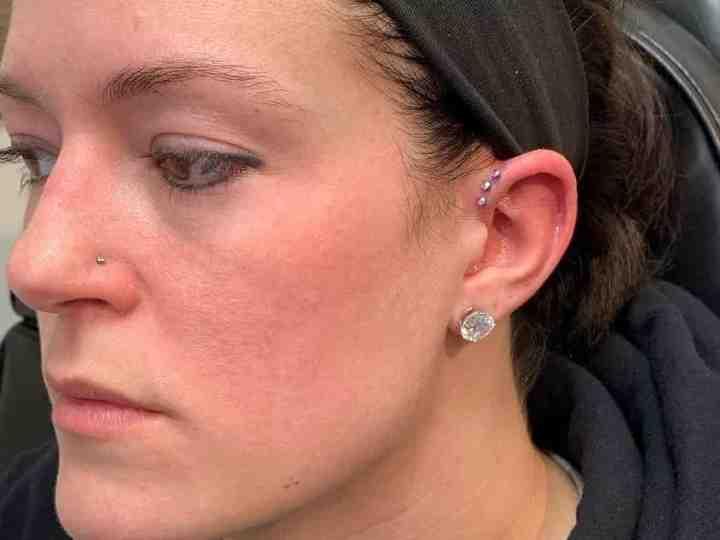 best ear diamond jewelry