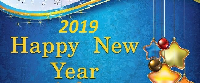 Best Happy New Year Wishes Card 2019 To Download Free