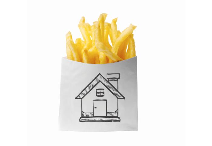 The McDonald's House