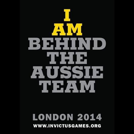 Photo courtesy of Team Invictus Australia.