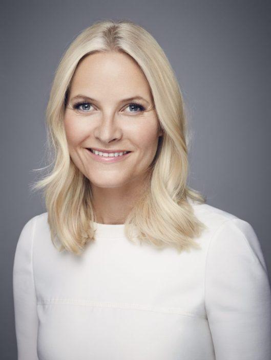 HRH The Crown Princess. Photo: Jørgen Gomnæs / The Royal Court.