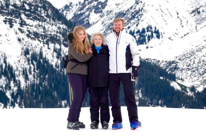 Dutch Royal Family-3 Generations