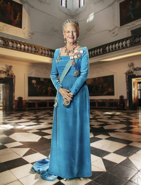 Queen Margrethe official 80th Birthday