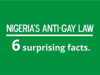 6 surprising facts about Nigeria's anti-gay-marriage law