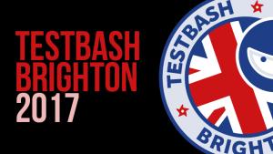 TestBash Brighton 2017 logo