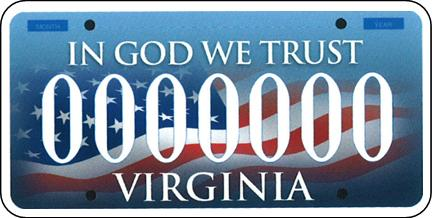 In_God_We_Trust_License_Plate