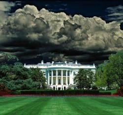 White_House_-_Storm_Clouds