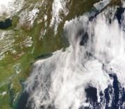 ShipTracks MODIS 2005may11