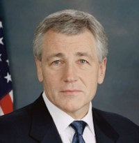 Chuck Hagel official photo