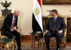 Morsi McCain