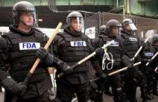 Armed Federal Agents